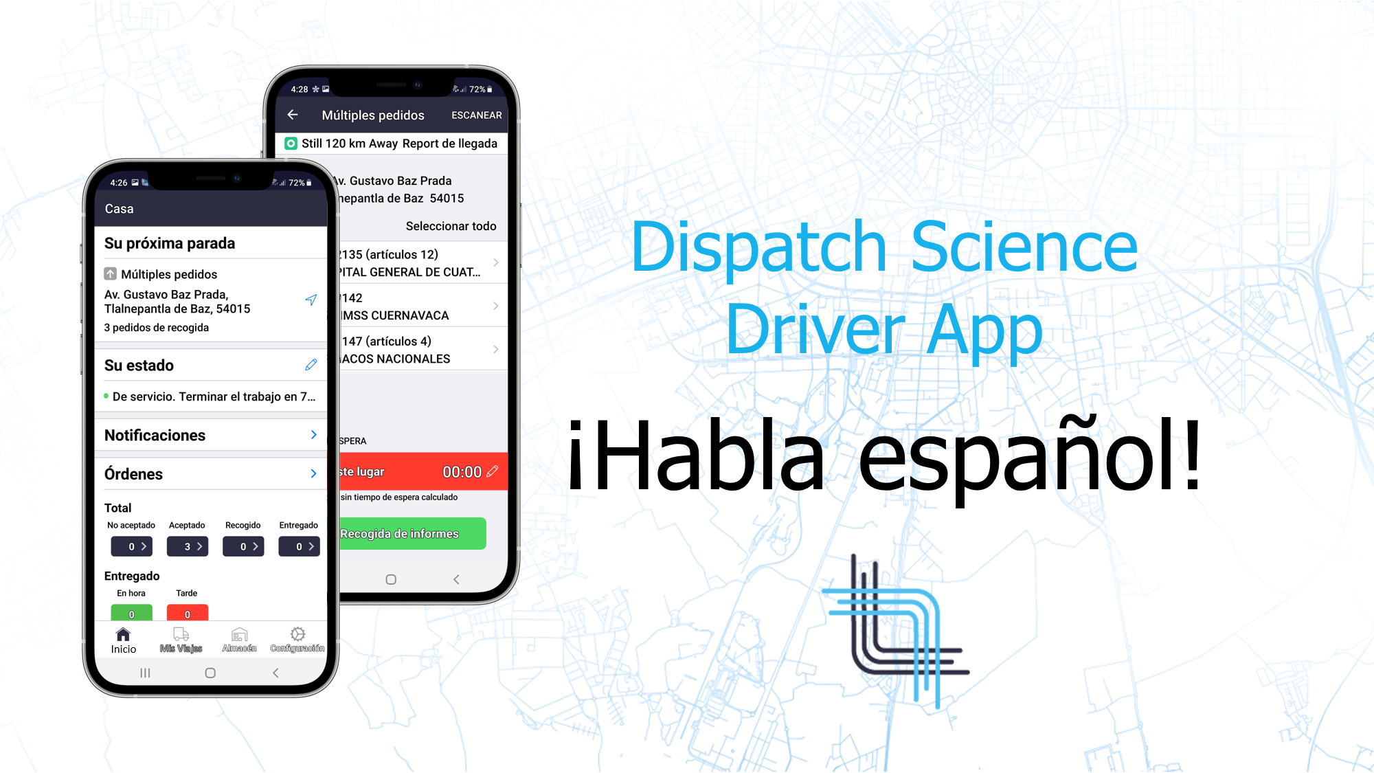 Dispatch Science Now Available in Spanish
