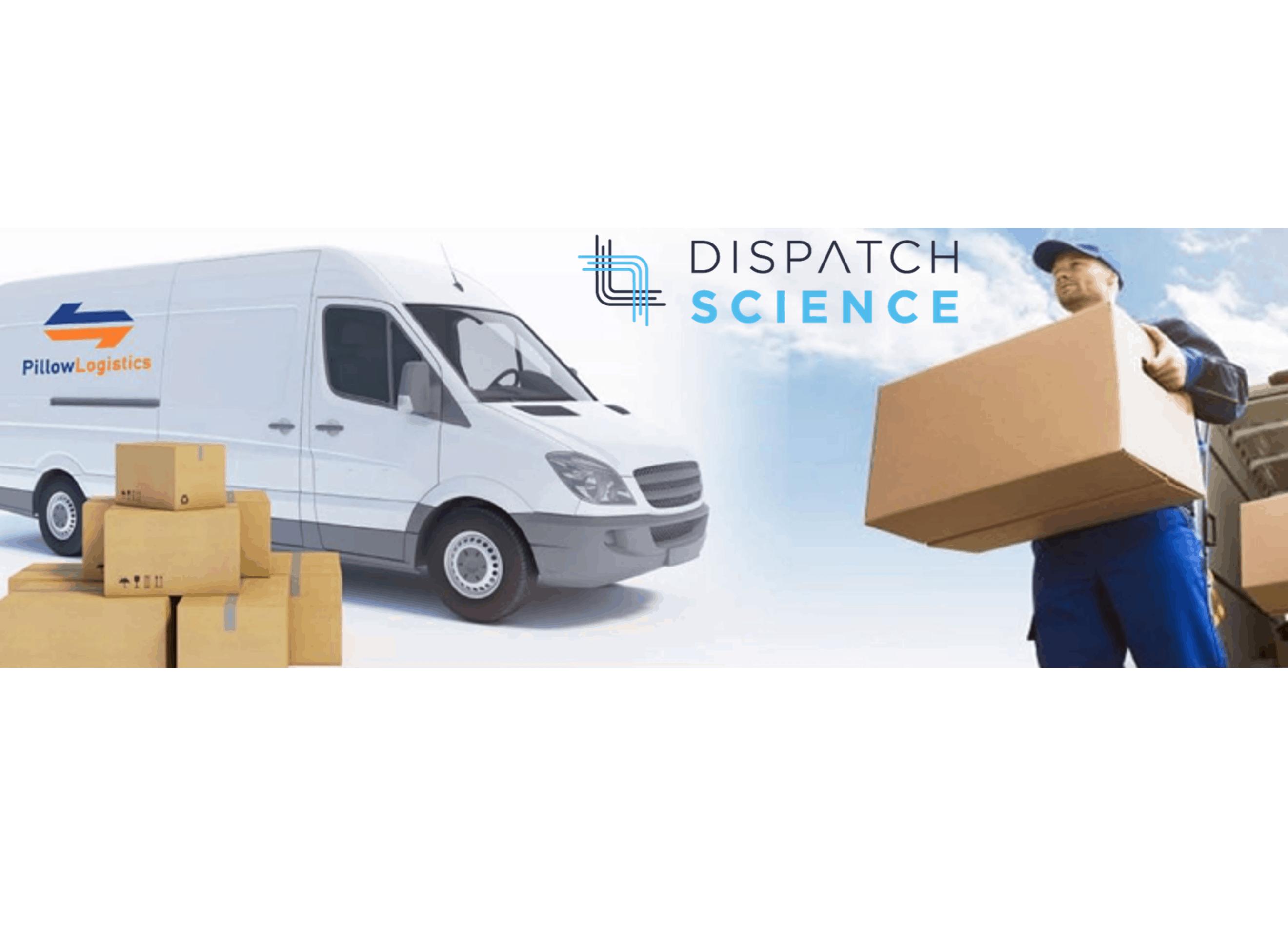 Dispatch Science - Pillow Case Study
